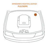 Preline-Plus Diesel Pre Filter Kit suit Mitsubishi Pajero