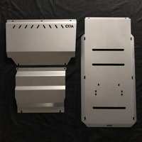 Bash Plates to suit Mitsubishi Triton ML/MN - 3pc Front, Sump & Transmission