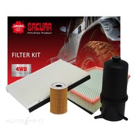 Filter Service Kit suits Volkswagen Amarok