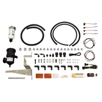 Preline-Plus Diesel Pre Filter & ProVent Catch Can Kit suit Jeep Wrangler JK