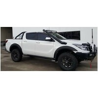 Fatboy Rocksliders to suit Mazda BT50 UP/UR Dual Cab