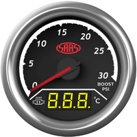 Dual Trax Series Gauge - Boost & EGT