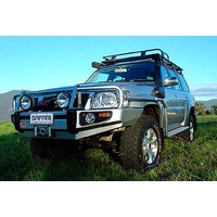 Safari Snorkel to suit Nissan Patrol Y61 (GU) Series 4+ Wagon with TB48